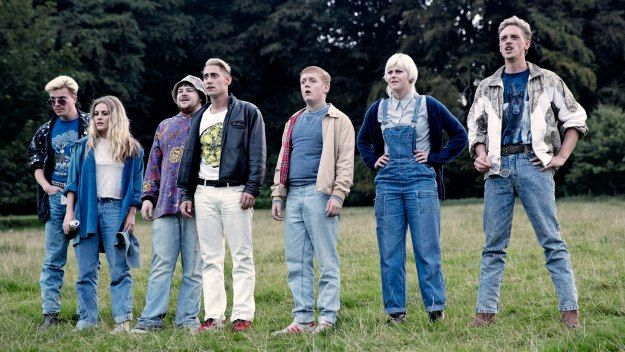 Go behind the scenes of This Is England '90 on All 4
