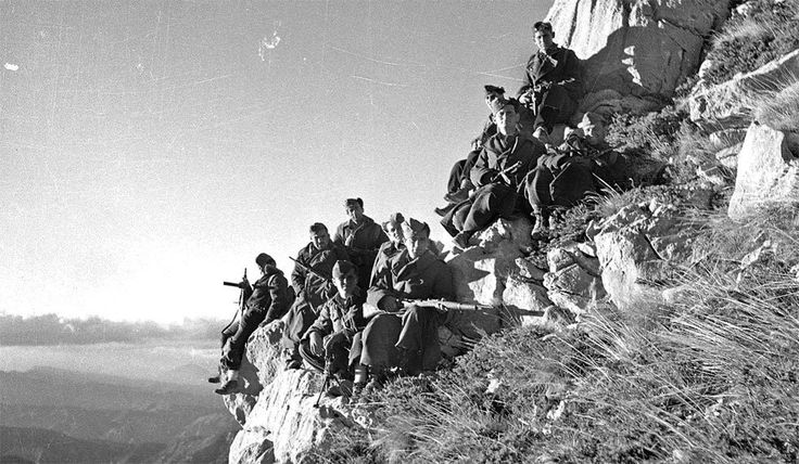 Aug 31, 1949. The #Communist Democratic Army of #Greece is #defeated by the National Army & #retreats into #Albania, ending the #Greek #Civil #War.