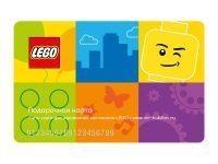 Купить подарочную карту LEGO
