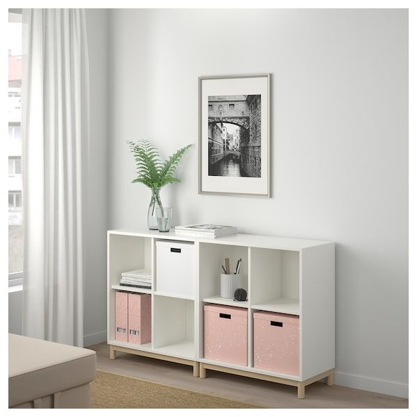 Ikea Tjena Storage Box With Lid Bedroom Decor On A Budget Home Furnishings Storage Boxes With Lids
