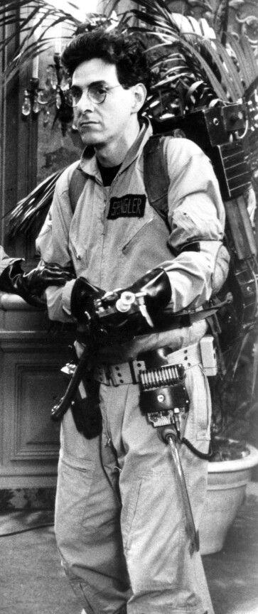 Harold Ramis in Ghostbusters 1984