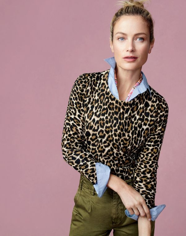 The J.Crew women's Tippi sweater. A customer favorite since 2011. To pre-order, call 800 261 7422 or email verypersonalstylist@jcrew.com.