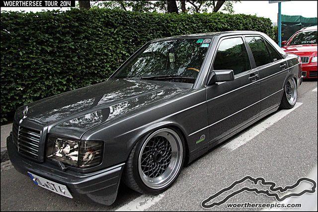 Grey Mercedes Benz W201 190   Flickr - Photo Sharing!