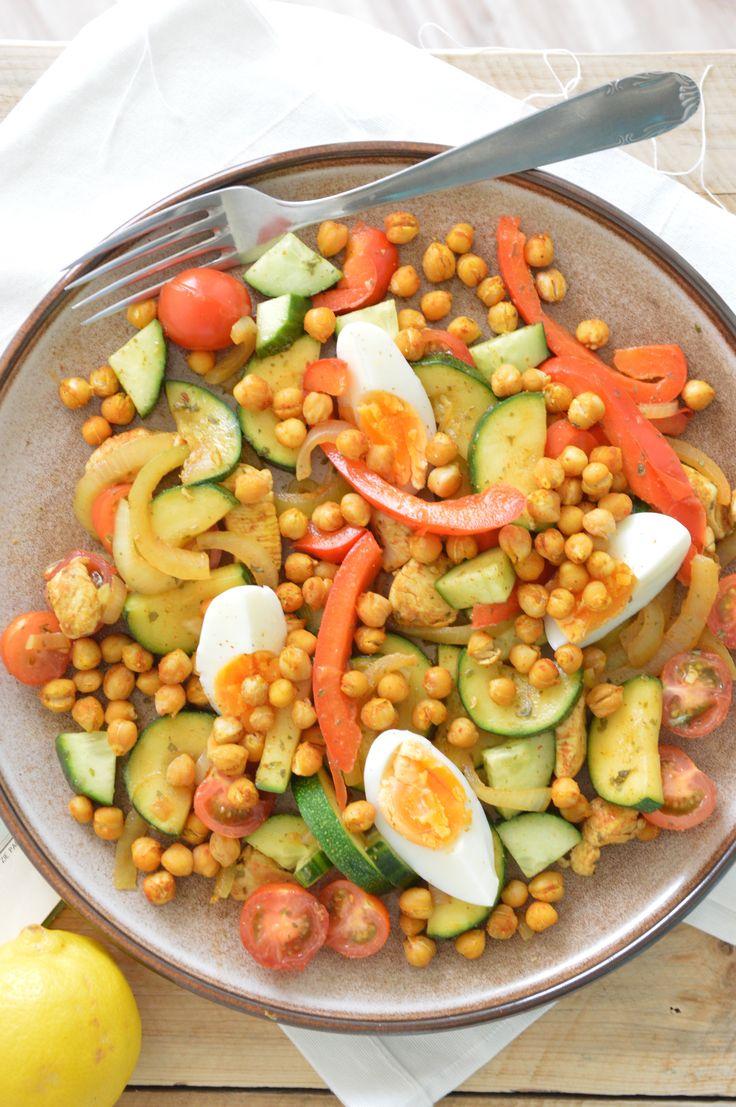 Mega lekkere en simpele salade!