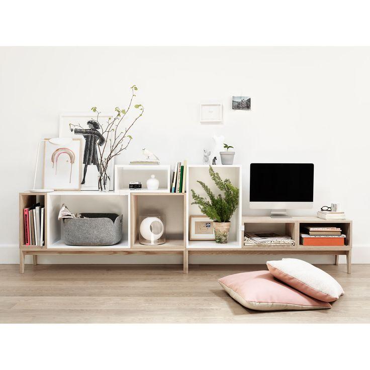 stacked podium saarni sisustus pinterest commodes et appartements. Black Bedroom Furniture Sets. Home Design Ideas