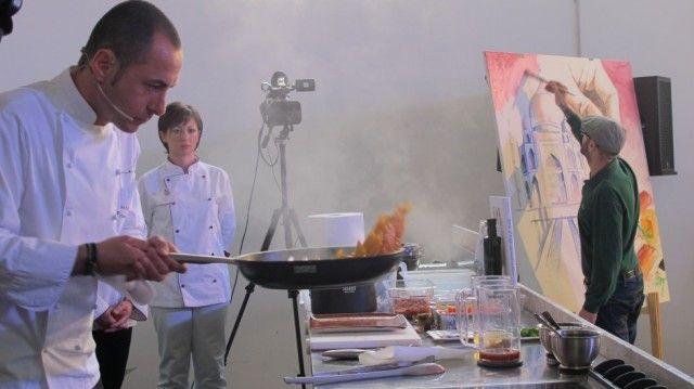Francesco Apreda a Culinaria