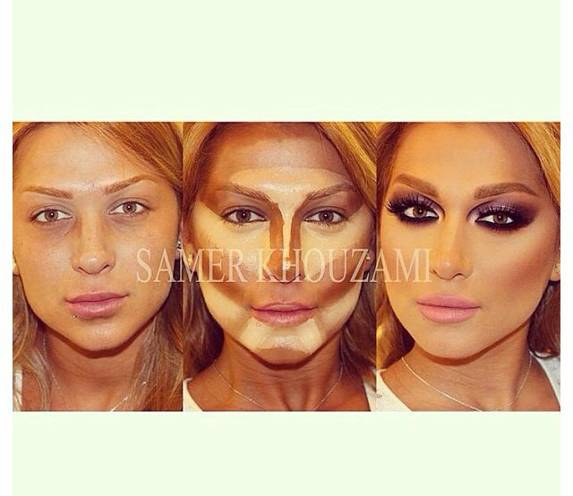 139 best images about _Contouring on Pinterest | How to contour ...