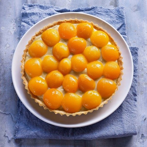 Paul Hollywood's tarte aux abricots recipe - Woman And Home