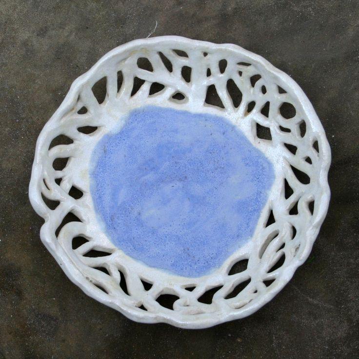 ceramiczna patera Danuta Rożnowska-Borys BorysArt