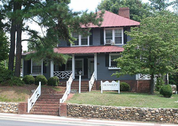 Ben-Wiley Hotel in Wake County, North Carolina.