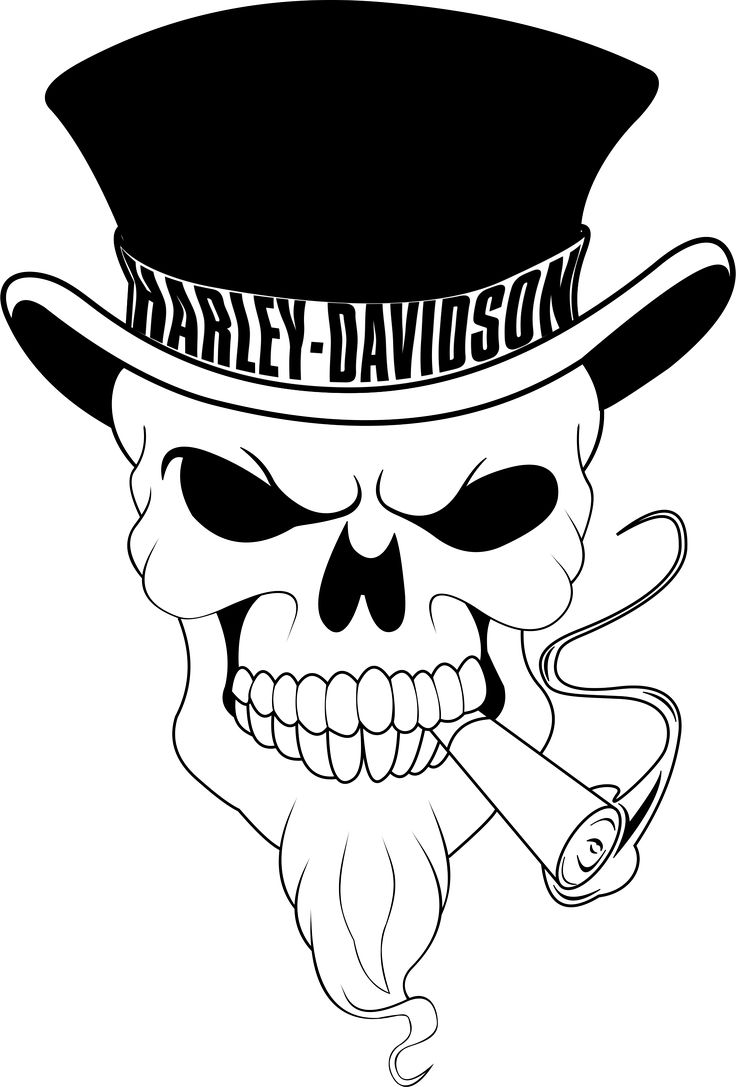 Best  Motorcycle Stickers Ideas On Pinterest Harley Davidson - Skull decals for motorcycles