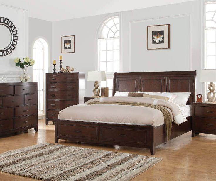 Manoticello King Bedroom Collection At Big Lots
