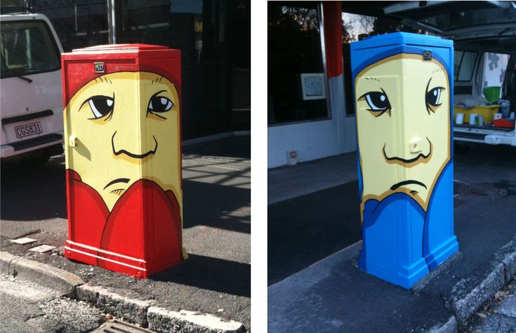 Hamilton Street Artist