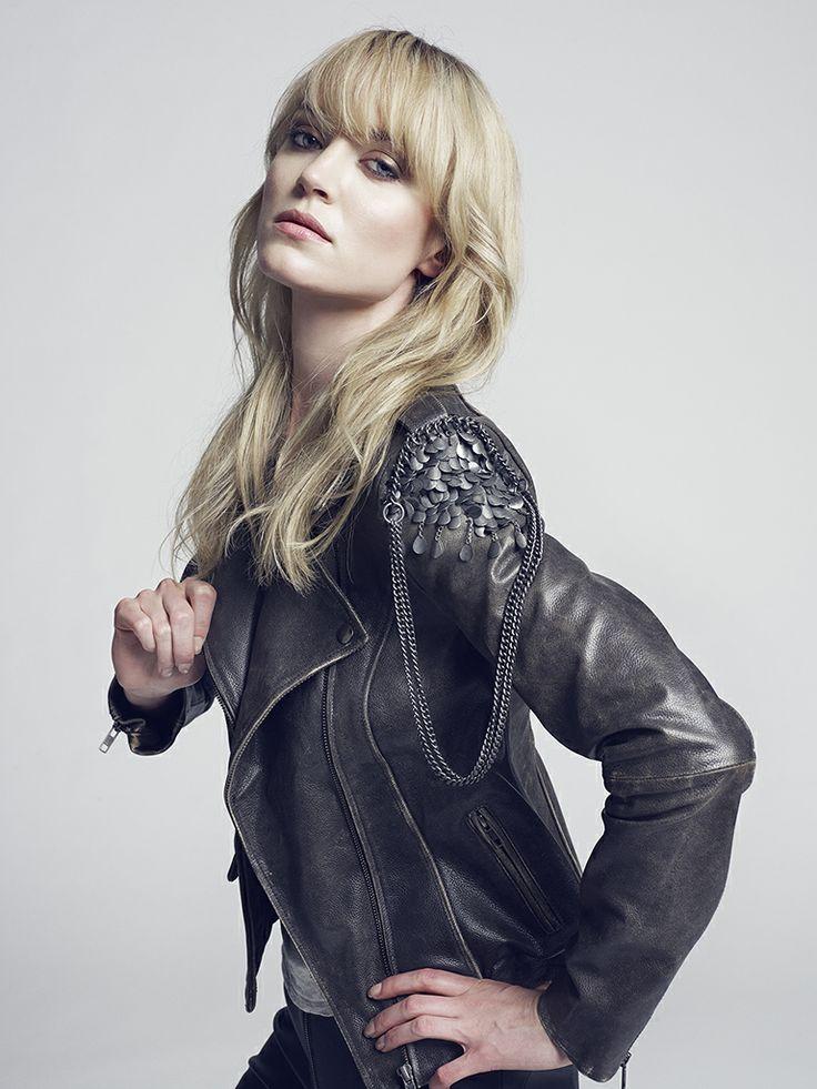 MEDINA leather jacket