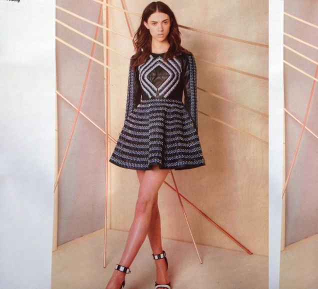 Catch our collaborative #AW15 collection in Ireland's Sunday Independent LIFE magazine!  Collection now stocked in @officialbrownthomas and shown in the CREATE showcase in Dublin. #Ethologie #UnityInTimeAndSpace #BrownThomasDublin