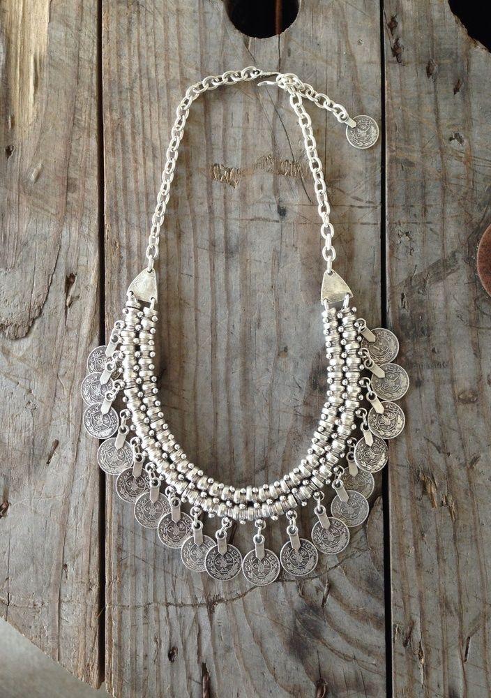Gypsy Dreams Necklace by St. Eve Jewellery. Boho bridal wear ;-)