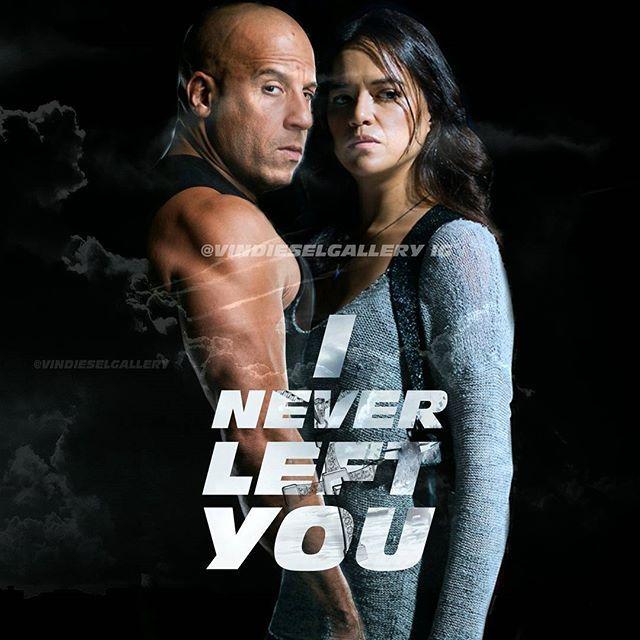 'I never left you'