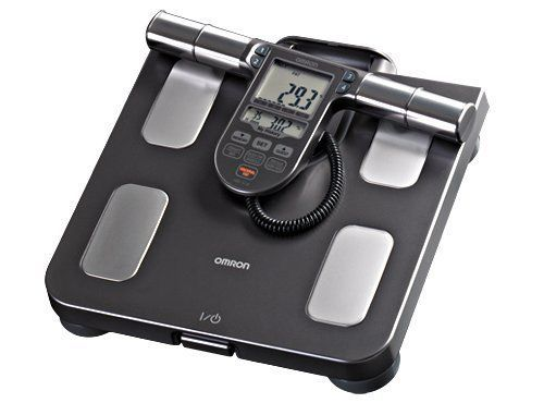 Body Composition Monitor Age Analyzer BMI Digital Fat Fitness Mass Scale Weight #Omron