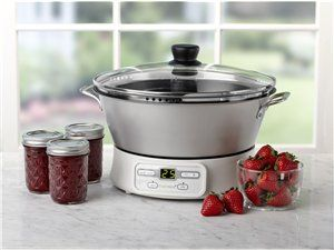 Ball® freshTECH Automatic Jam & Jelly Maker: Jelly Maker, Crock Pots, Recipe, Automat Jam, Canning, Food, Ball Freshtech, Freshtech Automat, Jam And Jelly