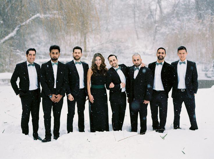 Winter Wedding, Destination Wedding, Long Island Weddings, Land's End Sayville NY Snow Wedding, Blizzard Wedding, Blizzard Jonas