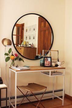 Ikea Hack // Desk Two Ways