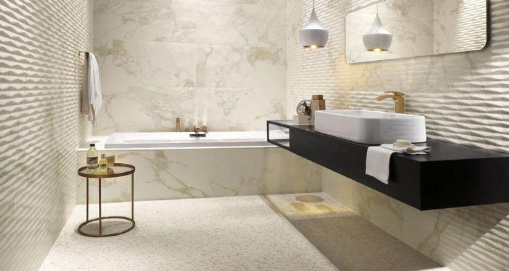 Baie Amenajata cu faianta 50x110 cm, colectia Roma  | producator Fap Ceramiche, importator  Gada Ceramic Bucuresti