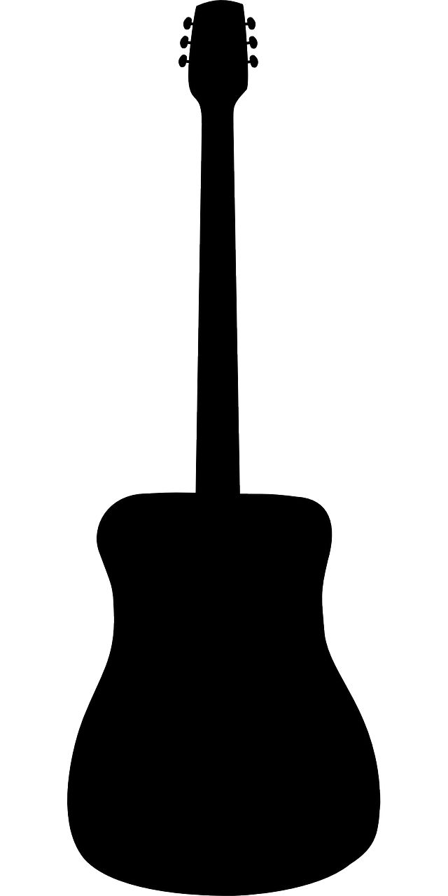 Acoustic Guitar Instrument Music transparent image