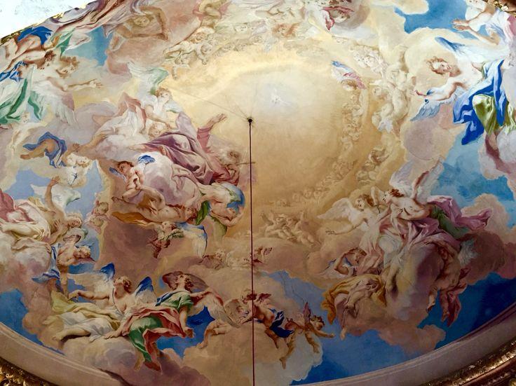 Techos barroco. Austria