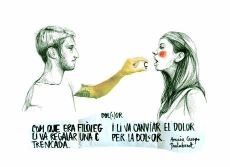 Amaia Crespo + Paula Bonet