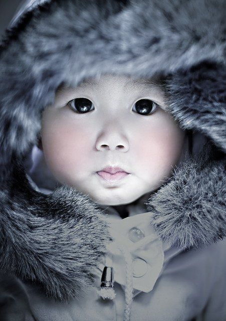 beautiful photo and child~