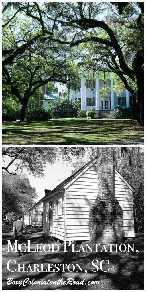 McCleod Plantation in Charleston, SC