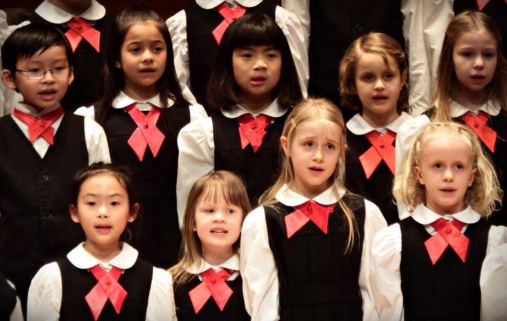 Calgary Children's Choir Junior Choir In Concert 2015