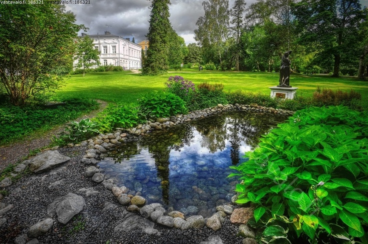 Svartå Manor in Raseborg, Finland