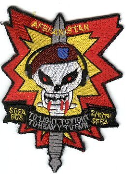 19th Special Forces Group Pocket Patches