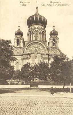 KultWarszawa: Najsłynniejsza cerkiew Warszawy
