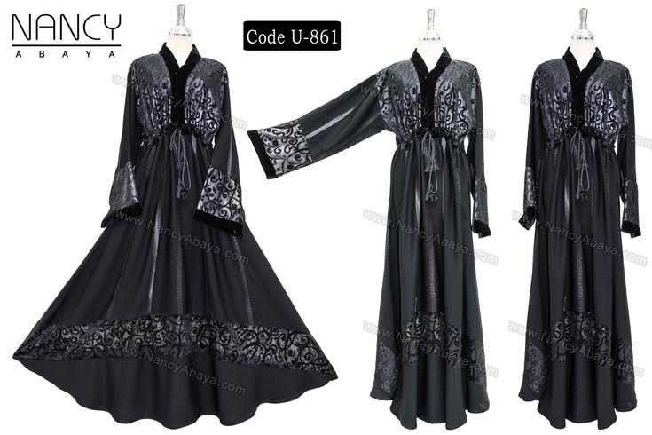 Code 861 ● Email: nancyabaya@live.com ● whatsapp: +966-555684508 ● BBM: 75F23209 ● #hijab #Abaya #Jubah #Jalabiya
