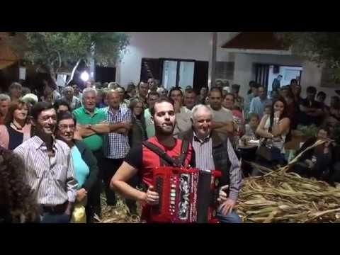 Desgarrada Tiago Maroto - Desfolhada Cerdal 2017