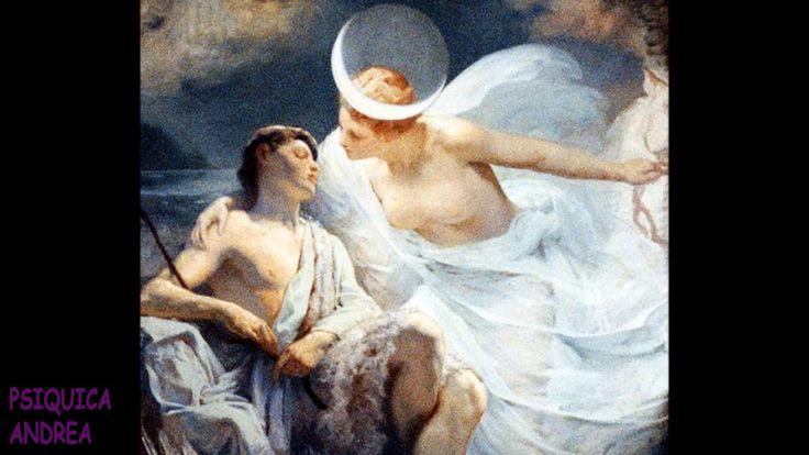 selene diosa de la Luna