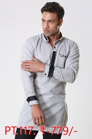 Designer pathani