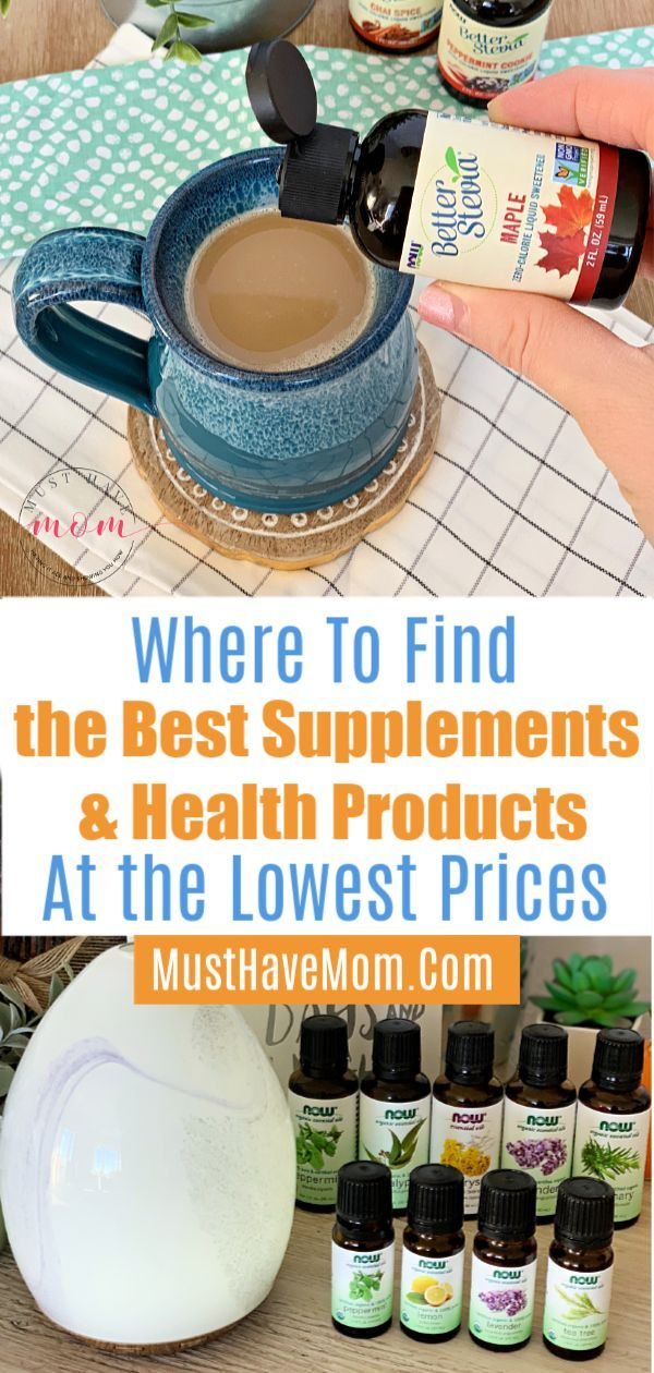 Best Vitamin and Supplement Brands at the Lowest Prices