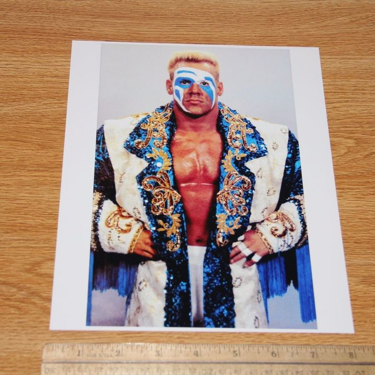 Sting wcw nwa wwf wwe wrestling 8x10 photo