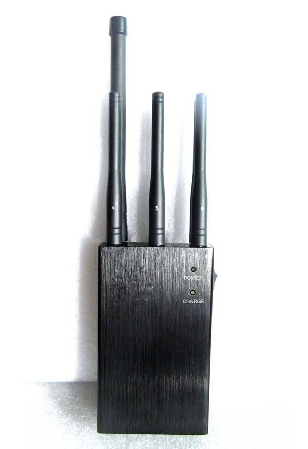 Antenna for mobile phones - Selectable Portable 3G 4G Cell phone & LoJack Jammer