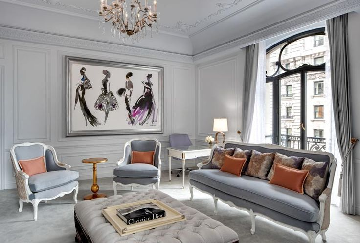 Dior Suite Living Room