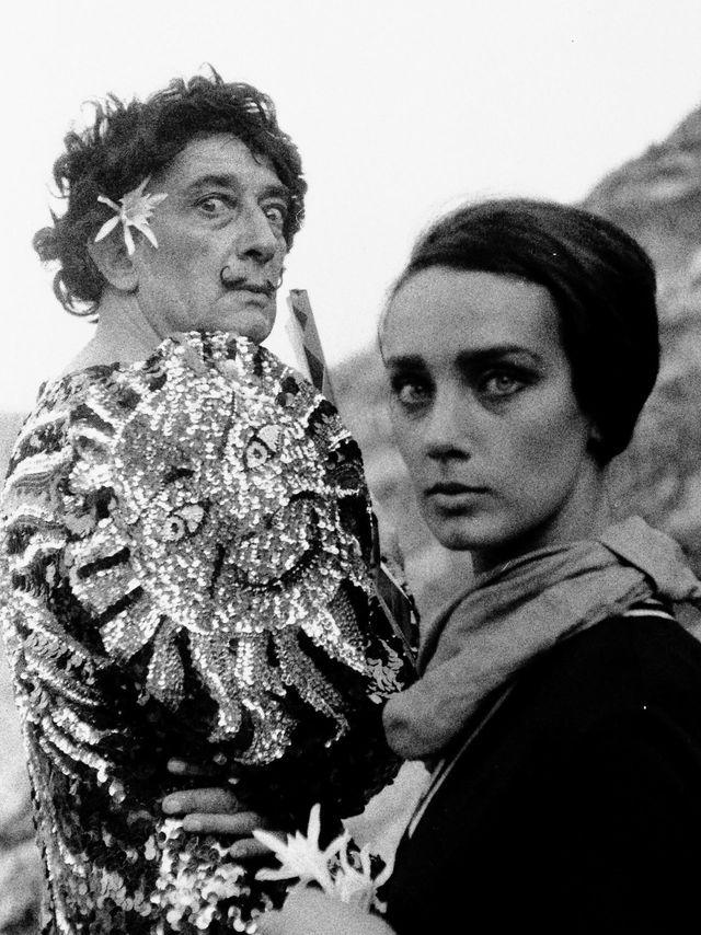 Dalí, by Juana Biarnés