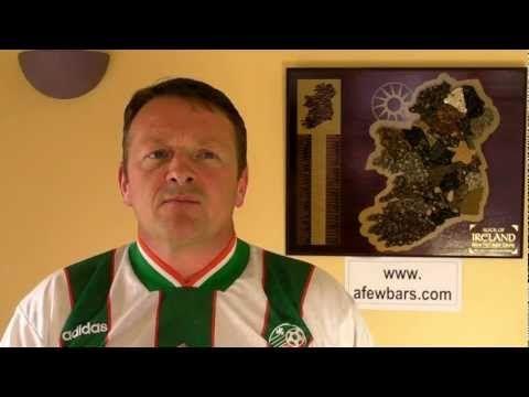 Irish National Anthem: Learn to sing in Irish... Part 1 - YouTube