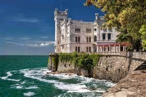 castello miramare trieste - Bing images