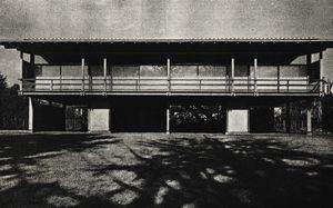 丹下健三 / 自邸 / 1953
