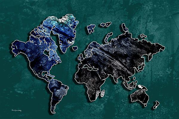 #worldmaps #maps #artisticmaps #officedecor #travel #hoteldecor #art #prints