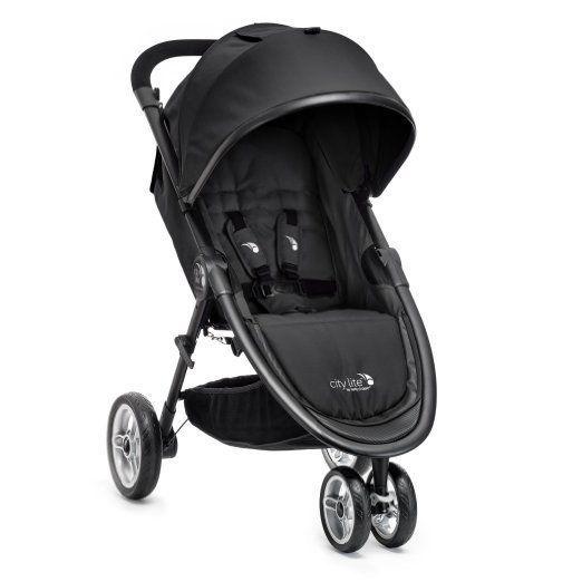 Baby Jogger City Lite Stroller Lightweight Pushchair Folding Infant Carriage Mom #BabyJoggerCityLiteStroller