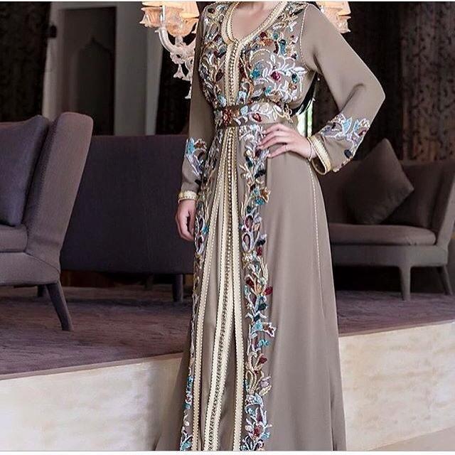 Nouveau catalogue du takchita et caftan marocain 2017 styles de luxe qu'on met en vente sur mesure à des prix pas cher sur notre boutique